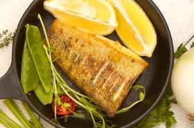 Hazai és házias halas ételek a Kapj rá! standján, a XXII. Pápai Agrárexpón