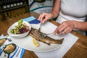 Görög Ibolya: Így kell halat enni!